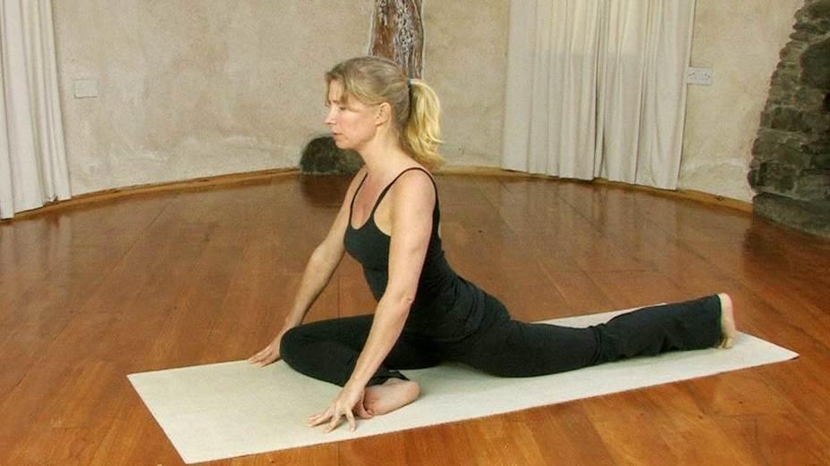 Advanced Hatha Yoga Class