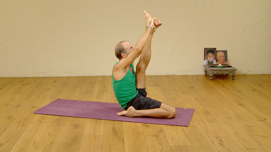 Introduction To The Intermediate Series Of Ashtanga Yoga