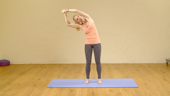 Video Thumbnail For 5 Yoga Poses To Keep The Spine Strong Flexible And Healthy