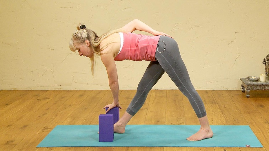 Class 2 Ashtanga Yoga Beginners Standing Poses