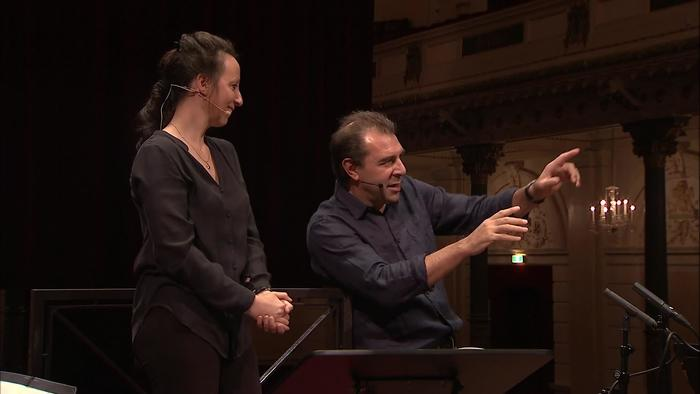 Conducting Masterclass with Daniele Gatti - Day 2