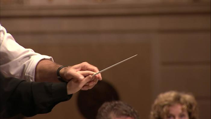 Conducting Masterclass with Daniele Gatti - Day 3