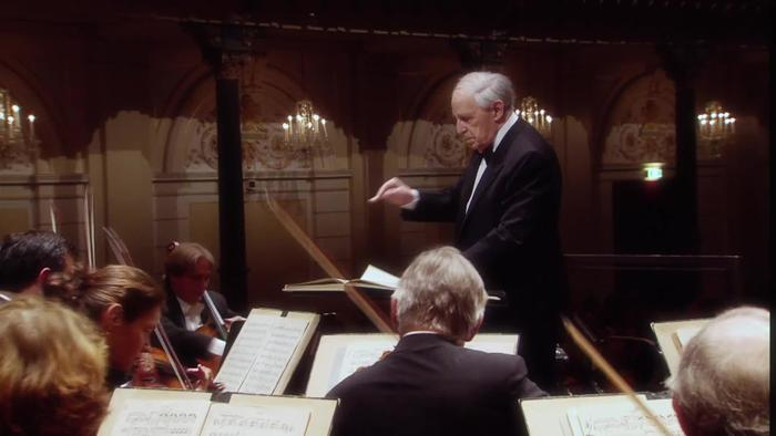 Mahler's Symphony No. 7 with Pierre Boulez
