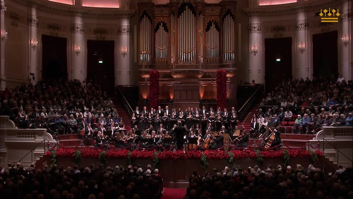 Bach: Weihnachtsoratorium,  Cantate nr. 3